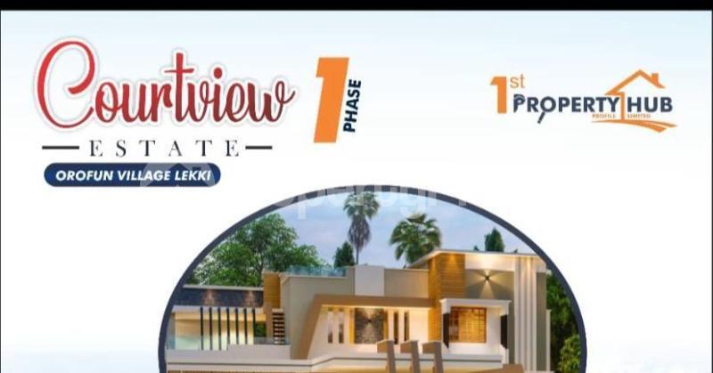 Residential Land for sale 15 Minutes From Amen Estate Free Trade Zone Ibeju-Lekki Lagos - 0