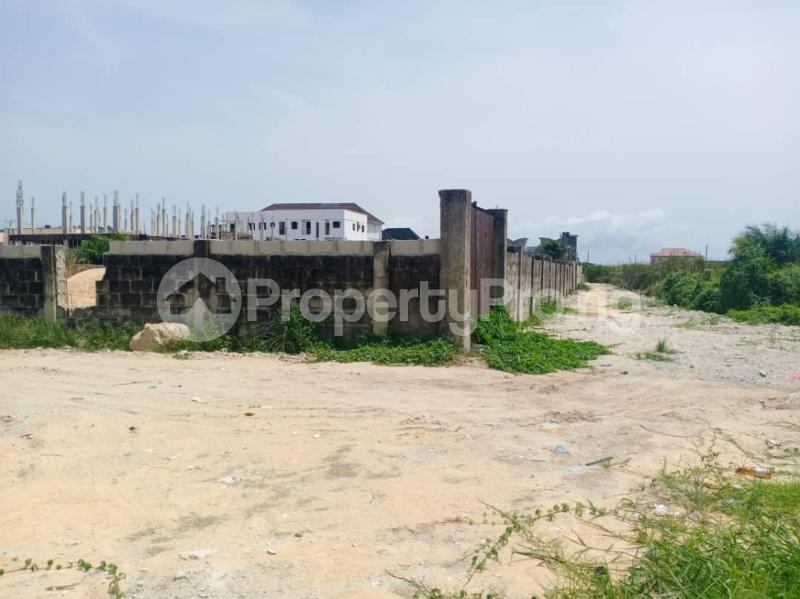 Mixed   Use Land for sale Atlantic Beach Estate, Off Alfa Beach Road, Opposite Chevron, chevron Lekki Lagos - 1