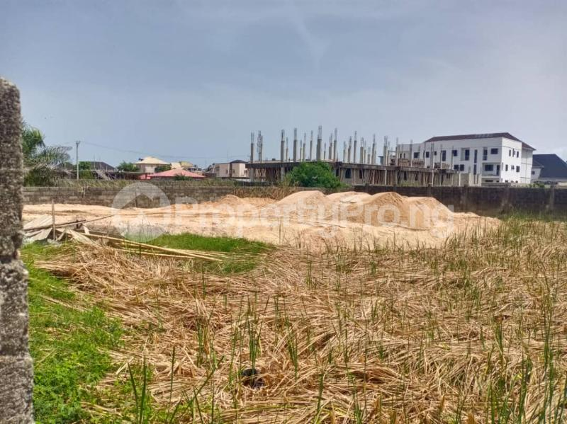 Mixed   Use Land for sale Atlantic Beach Estate, Off Alfa Beach Road, Opposite Chevron, chevron Lekki Lagos - 0