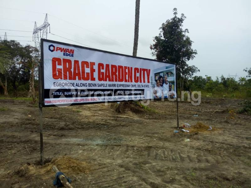 Mixed   Use Land Land for sale Warri Delta - 0