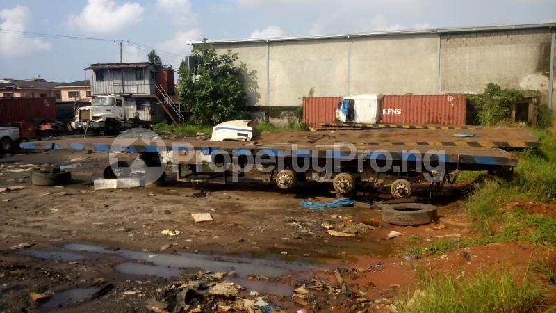 Mixed   Use Land Land for sale . Kirikiri Apapa Lagos - 2