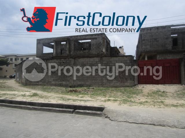 Residential Land Land for sale Block 124 Plot 18, along Adewale Kolawole Crescent, off T.F. Kuboye Street, Right-Hand Approach Lekki Phase 1 Lekki Lagos - 4