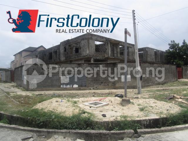 Residential Land Land for sale Block 124 Plot 18, along Adewale Kolawole Crescent, off T.F. Kuboye Street, Right-Hand Approach Lekki Phase 1 Lekki Lagos - 2