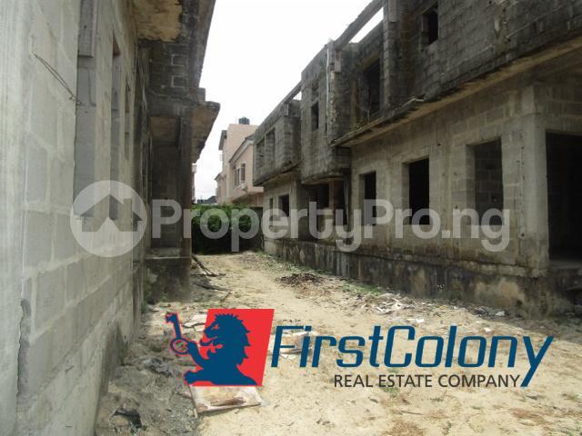 Residential Land Land for sale Block 124 Plot 18, along Adewale Kolawole Crescent, off T.F. Kuboye Street, Right-Hand Approach Lekki Phase 1 Lekki Lagos - 7