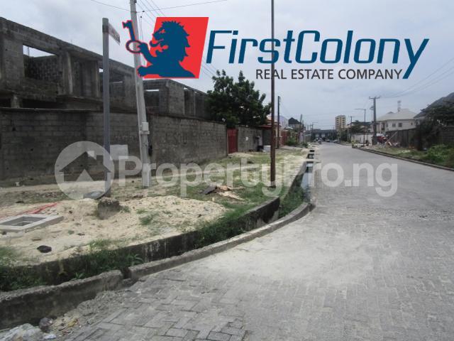 Residential Land Land for sale Block 124 Plot 18, along Adewale Kolawole Crescent, off T.F. Kuboye Street, Right-Hand Approach Lekki Phase 1 Lekki Lagos - 3