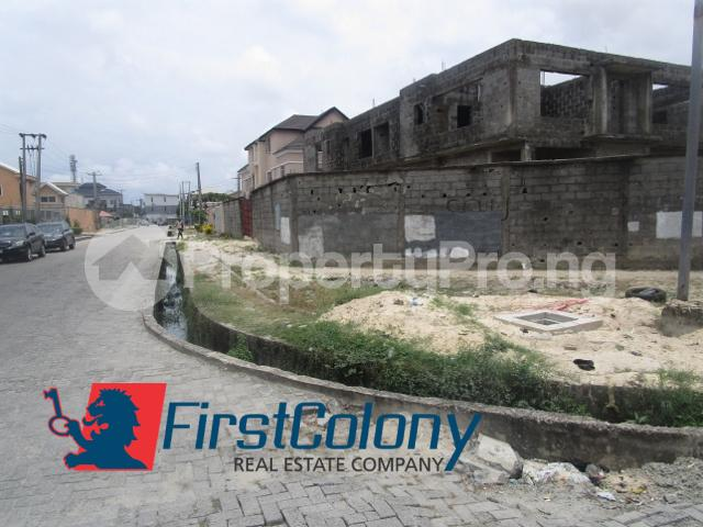 Residential Land Land for sale Block 124 Plot 18, along Adewale Kolawole Crescent, off T.F. Kuboye Street, Right-Hand Approach Lekki Phase 1 Lekki Lagos - 0