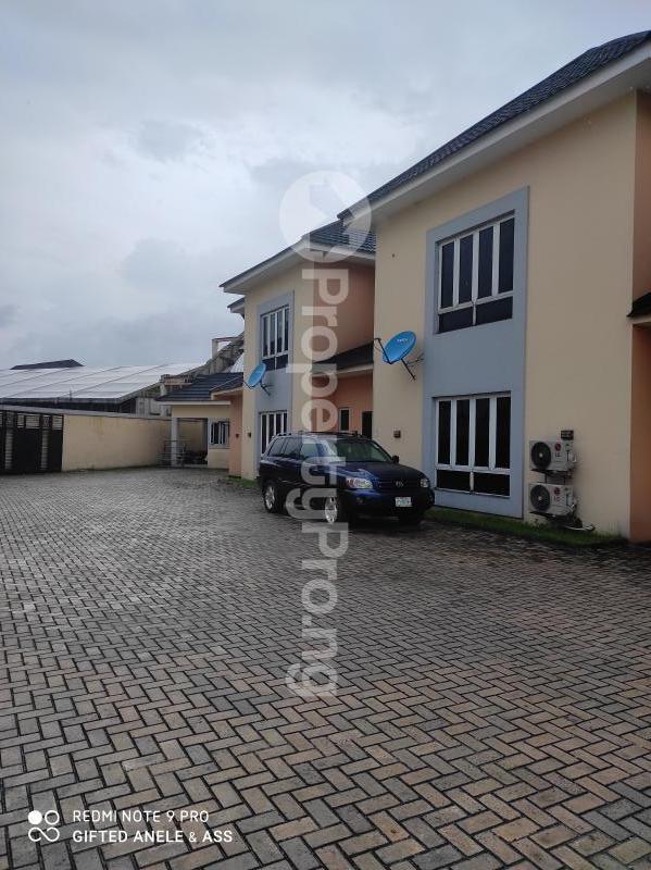 4 bedroom Terraced Duplex House for rent Peter Odili Geb Estates Trans Amadi Port Harcourt Rivers - 0