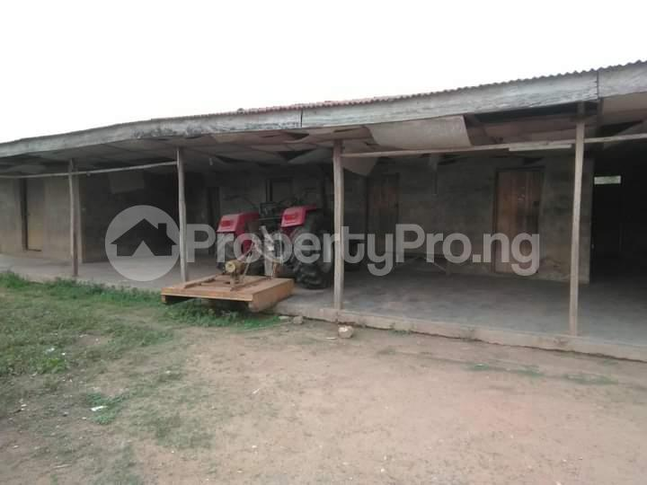 Commercial Land for sale E Offa-Igbo Lagelu Oyo - 0