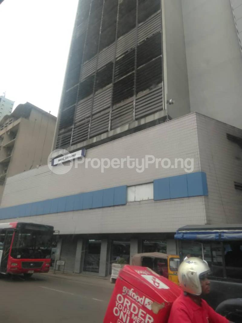 Office Space Commercial Property for sale Directly Along Marina Street, Marina Lagos Island Lagos - 1