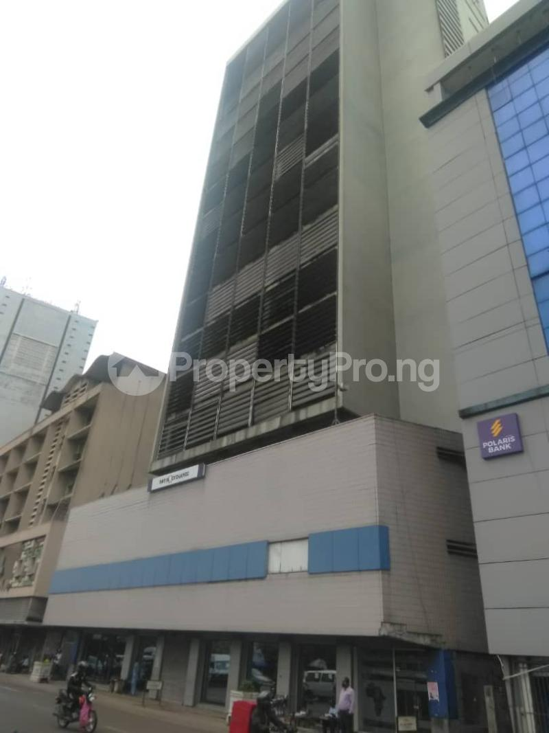 Office Space Commercial Property for sale Directly Along Marina Street, Marina Lagos Island Lagos - 3