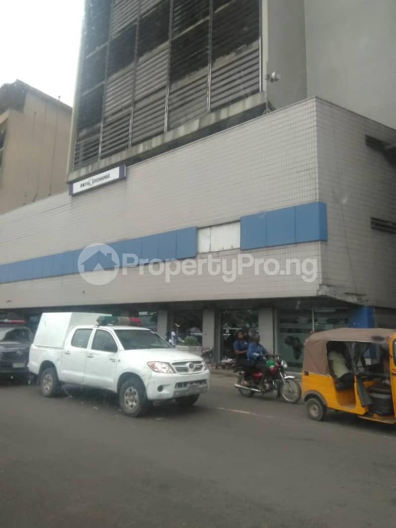 Office Space Commercial Property for sale Directly Along Marina Street, Marina Lagos Island Lagos - 4