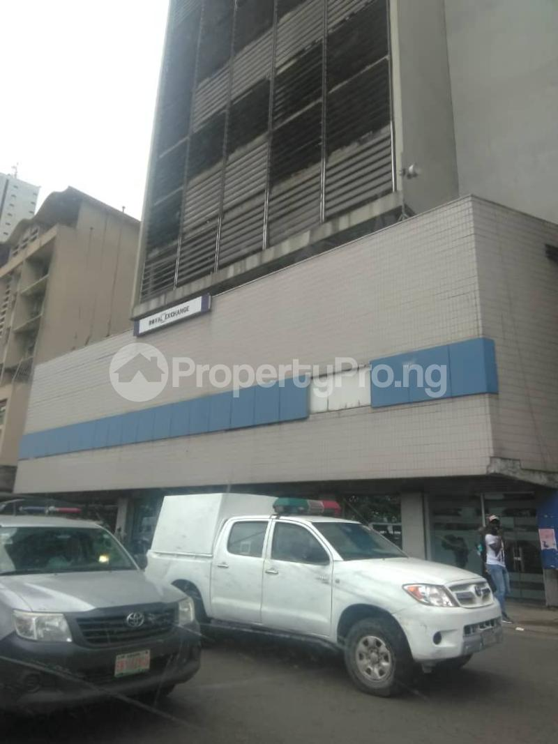 Office Space Commercial Property for sale Directly Along Marina Street, Marina Lagos Island Lagos - 2