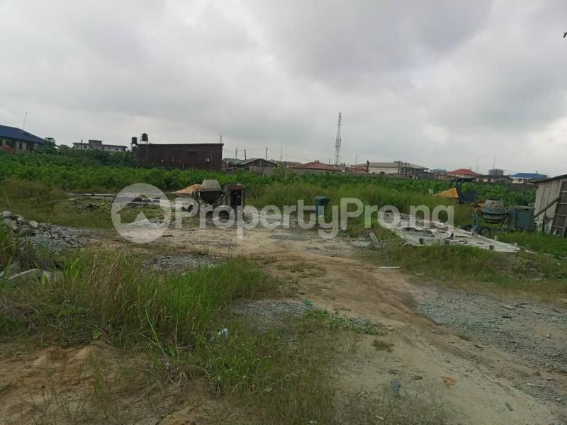Land for sale Shomolu Shomolu Lagos - 2