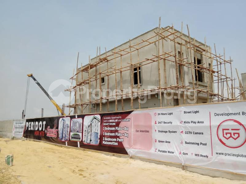3 bedroom Massionette for sale Period Height By Gracia Opposite Novare Shoprite Sangotedo Sangotedo Ajah Lagos - 0