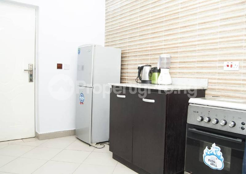 2 bedroom Detached Duplex House for shortlet - Lekki Phase 1 Lekki Lagos - 3