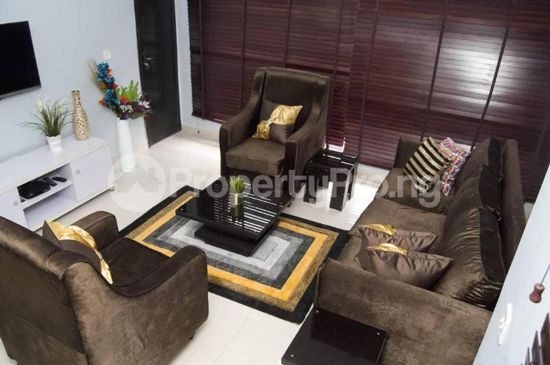 2 bedroom Detached Duplex House for shortlet - Lekki Phase 1 Lekki Lagos - 4