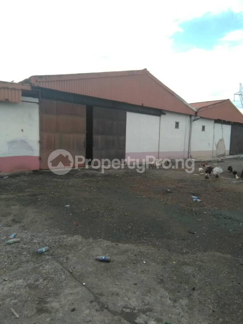 Warehouse Commercial Property for sale At a prime location along the Oshodi-Apapa expressway, Oshodi Expressway Oshodi Lagos - 0
