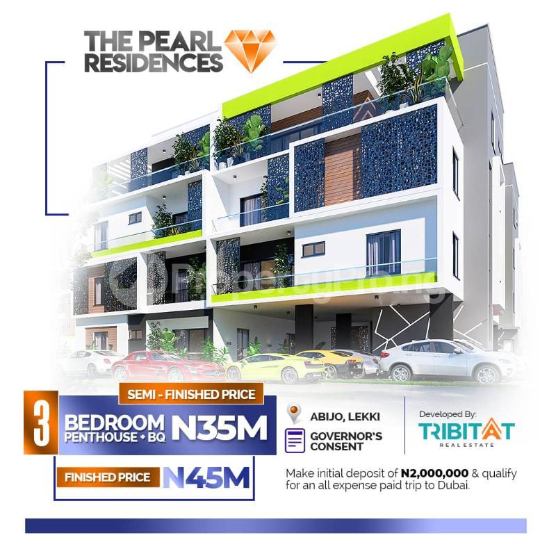 Flat / Apartment for sale X Abijo Ajah Lagos - 0