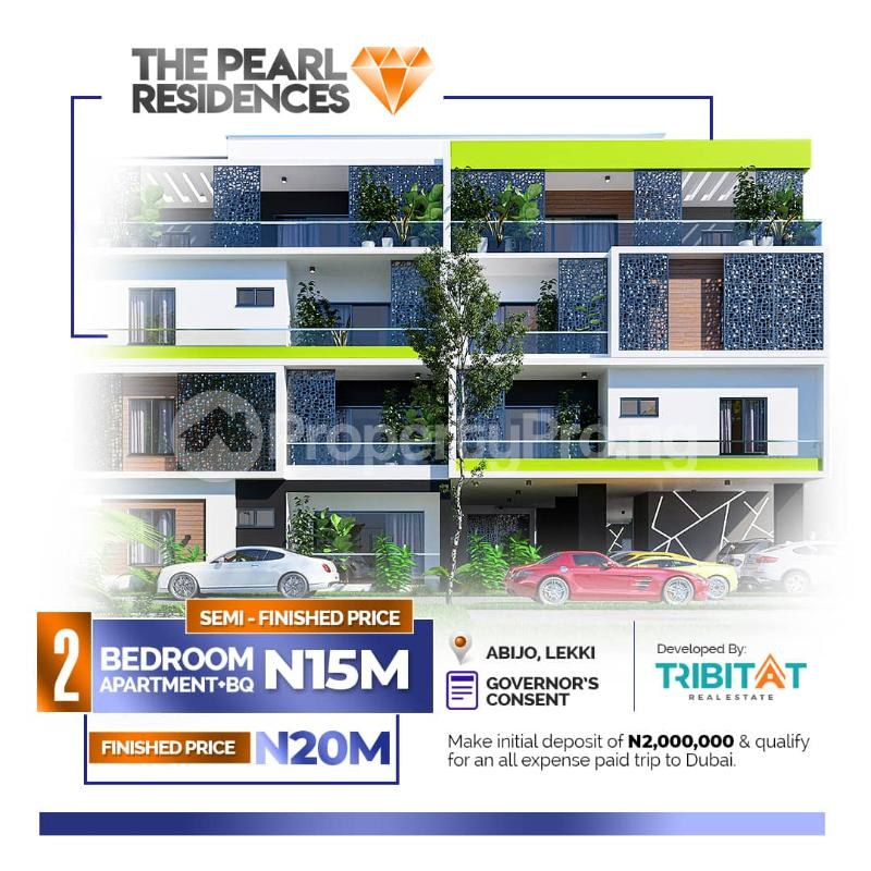 Flat / Apartment for sale X Abijo Ajah Lagos - 2