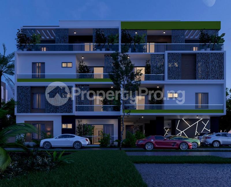 Flat / Apartment for sale X Abijo Ajah Lagos - 12