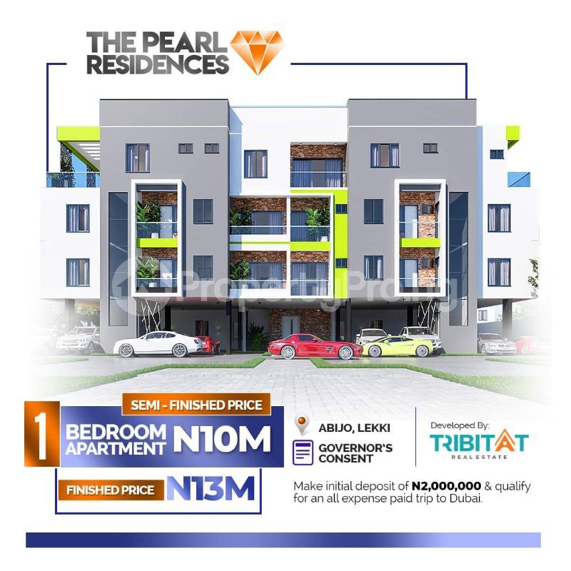 Flat / Apartment for sale X Abijo Ajah Lagos - 1
