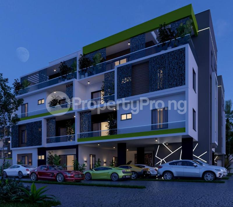 Flat / Apartment for sale X Abijo Ajah Lagos - 11