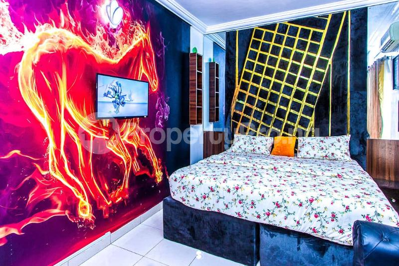 2 bedroom Self Contain for shortlet Ikate Lekki Lagos - 11