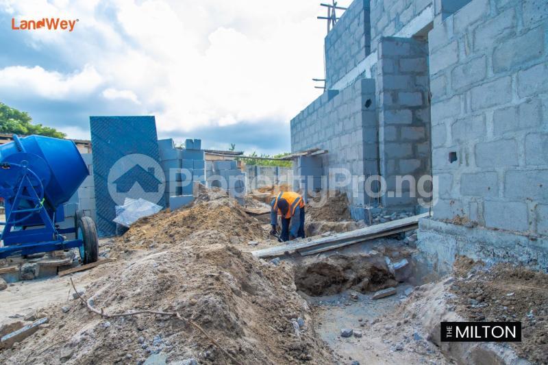 2 bedroom Flat / Apartment for sale The Milton Estate Ibeju-Lekki Lagos - 0