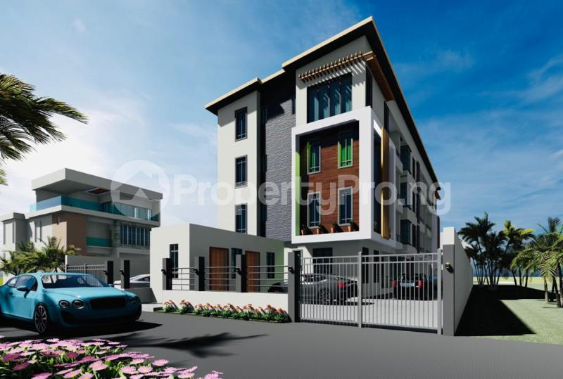 2 bedroom Blocks of Flats for sale Ikate Lekki Lagos - 0