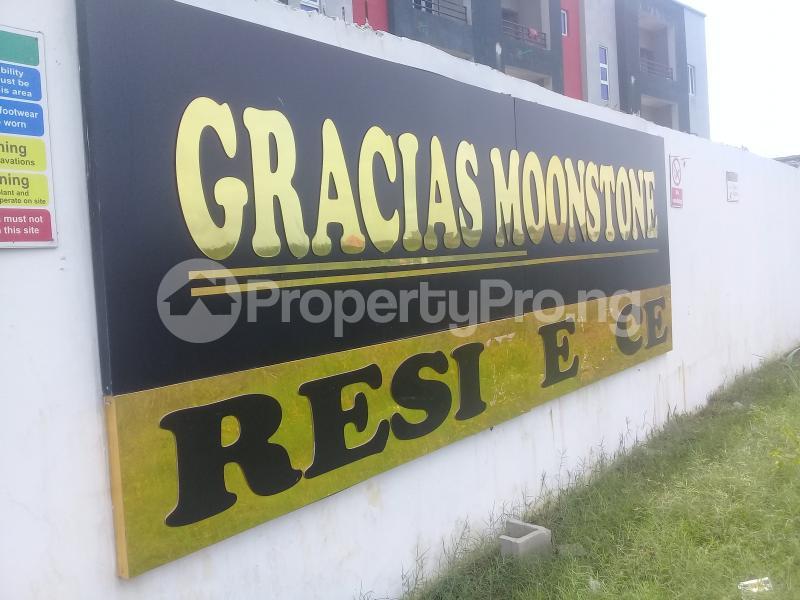 2 bedroom Flat / Apartment for sale Gracias Residences Moonstone, After Dangote Refinery Free Trade Zone Ibeju-Lekki Lagos - 0