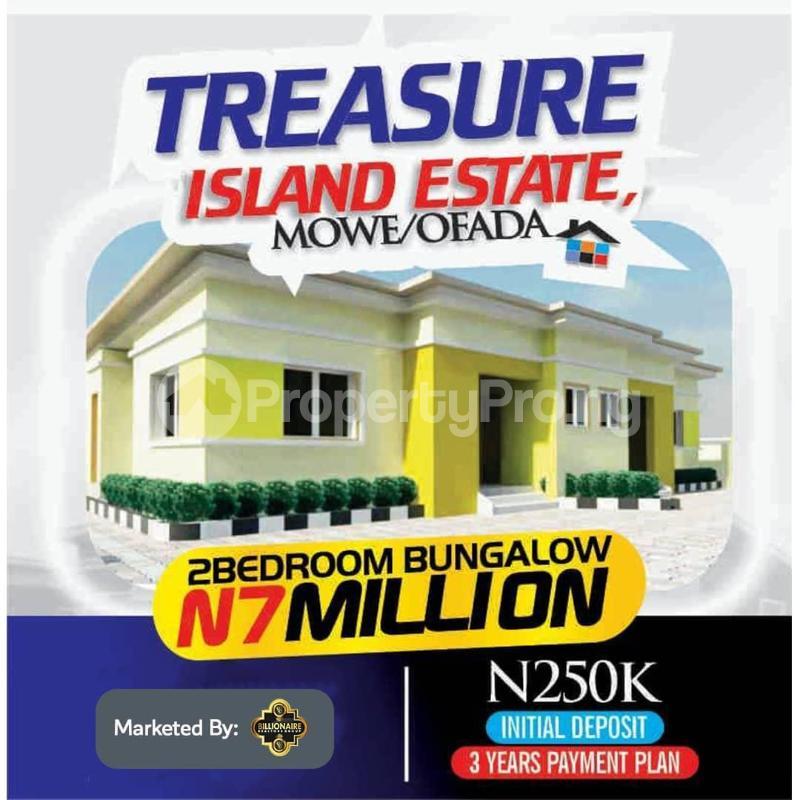 2 bedroom Detached Bungalow for sale Mowe Ofada Mowe Obafemi Owode Ogun - 2
