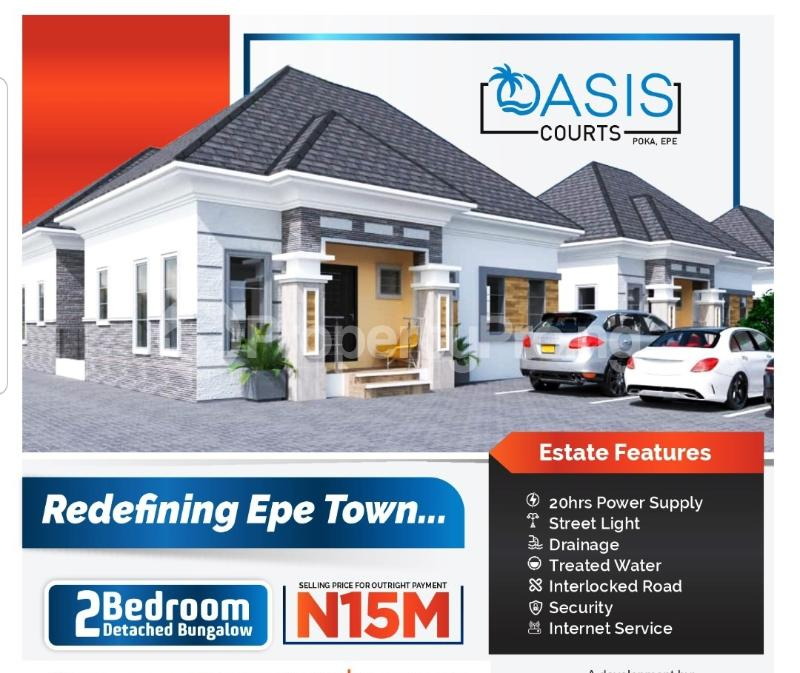 Detached Bungalow for sale Epe Road Epe Lagos - 3