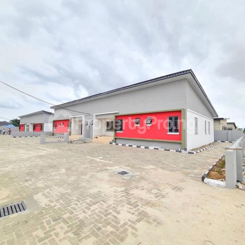 2 bedroom Semi Detached Bungalow House for sale Awoyaya Awoyaya Ajah Lagos - 0
