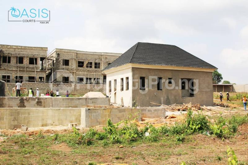 2 bedroom Detached Bungalow for sale Oasis Court, Poka Epe Epe Road Epe Lagos - 1