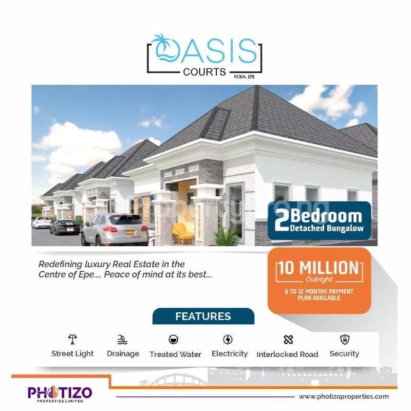 2 bedroom Detached Bungalow for sale Oasis Court, Poka Epe Epe Road Epe Lagos - 3