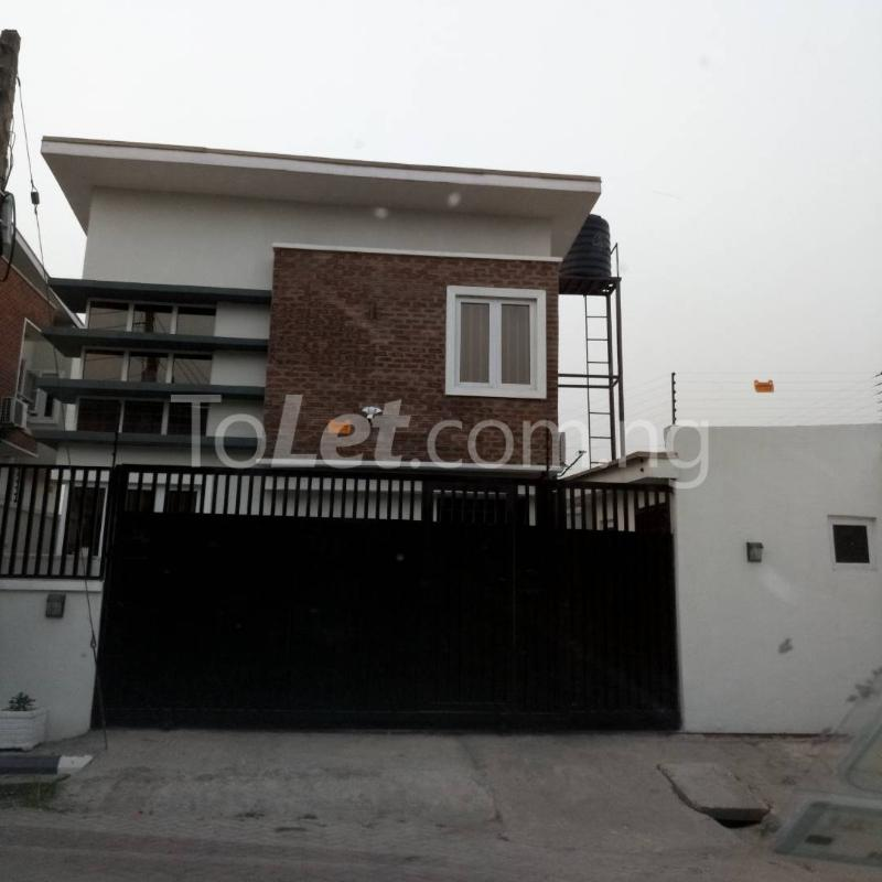 3 bedroom House for shortlet on-off Admiralty Lekki Phase 1 Lekki Lagos - 5
