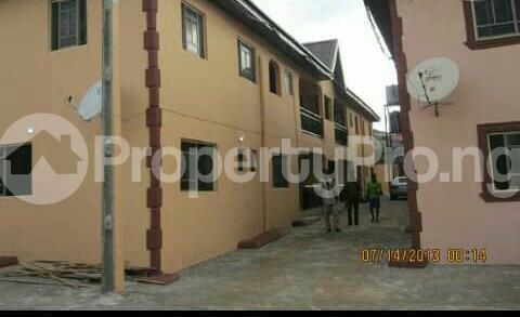 2 bedroom Flat / Apartment for rent Gowon Estate Egbeda Alimosho Lagos - 1