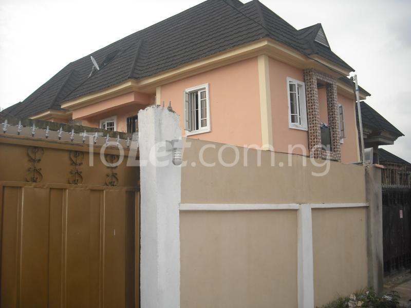2 bedroom Flat / Apartment for rent Chief Rotimi Williams Estate Bola Ahmed Tinubu Road Off Iju Road ( K Farm Estate ) Ojokoro Abule Egba Lagos - 0
