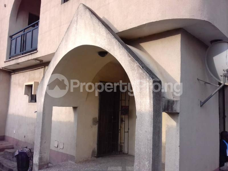 2 bedroom Flat / Apartment for rent Agric Ikorodu Lagos - 1