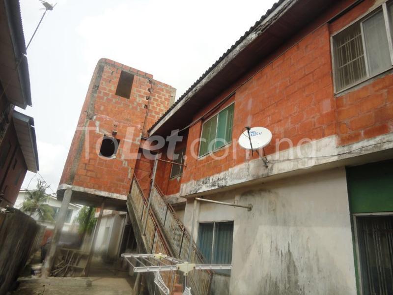 2 bedroom Flat / Apartment for sale idofian street Ago palace Okota Lagos - 0