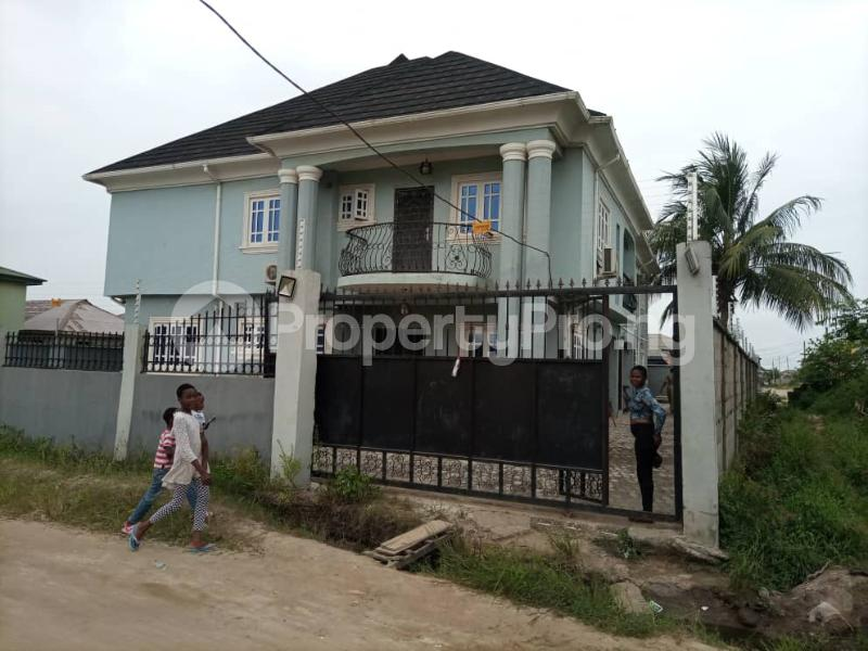 2 bedroom Blocks of Flats House for rent Community Road Igbogbo Ikorodu Lagos - 4