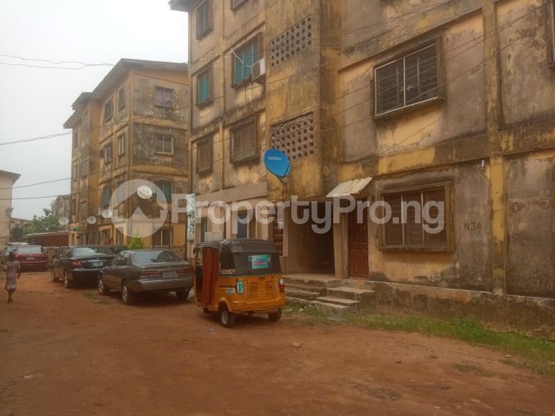 2 bedroom Flat / Apartment for sale Abesan Housing Estate Ipaja Lagos Ipaja Ipaja Lagos - 0