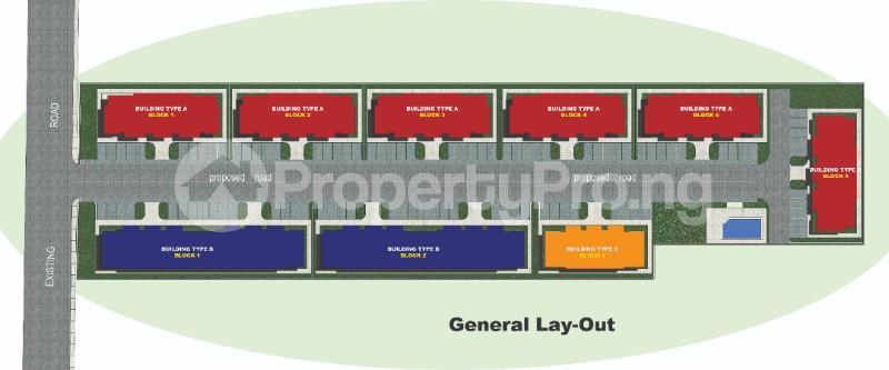 2 bedroom Flat / Apartment for sale Sangotedo Lagos - 3