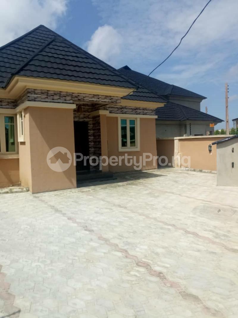 2 bedroom Detached Bungalow House for rent Makurdi Benue - 0