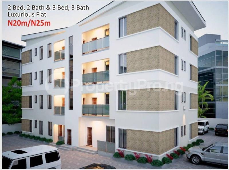 2 bedroom Blocks of Flats House for sale Amen Estate Eleko Ibeju-Lekki Lagos - 0