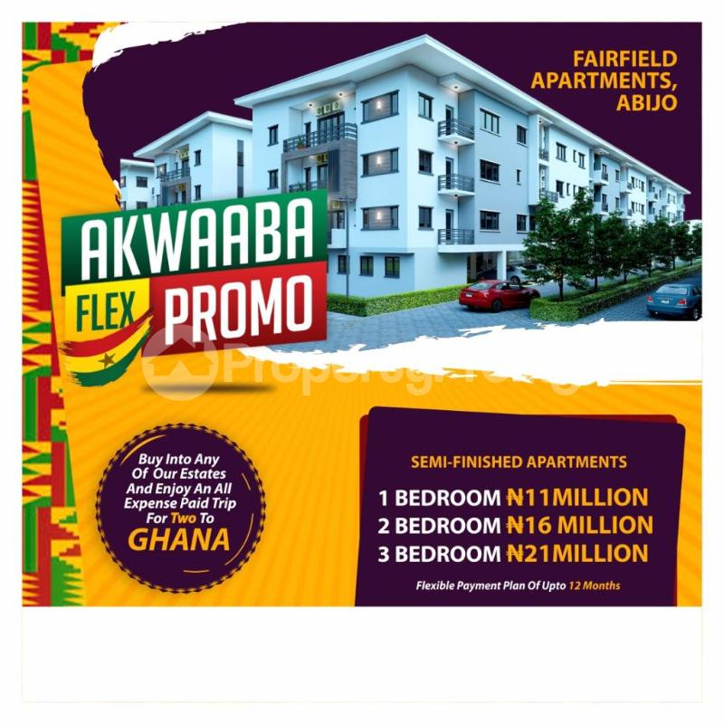 2 bedroom Self Contain Flat / Apartment for sale Fairfield Apartments, Eastland Gold Estate, 5 Minutes From Novare Shoprite Abijo Ajah Lagos - 1