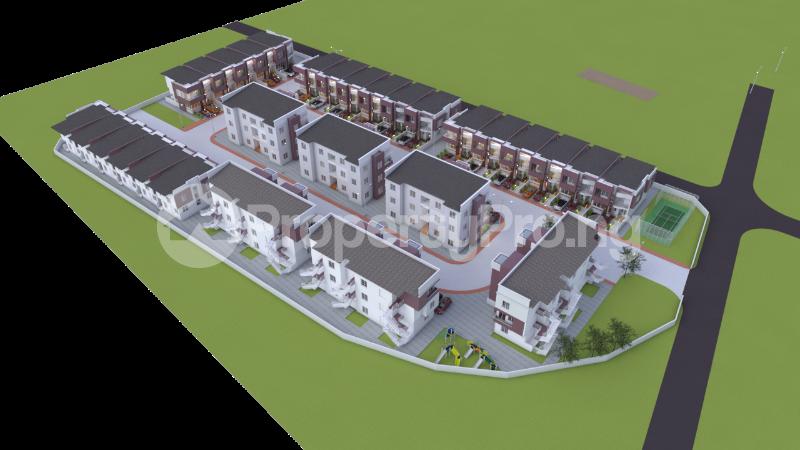 2 bedroom Flat / Apartment for sale Off General Paints Bus Stop Abraham adesanya estate Ajah Lagos - 1
