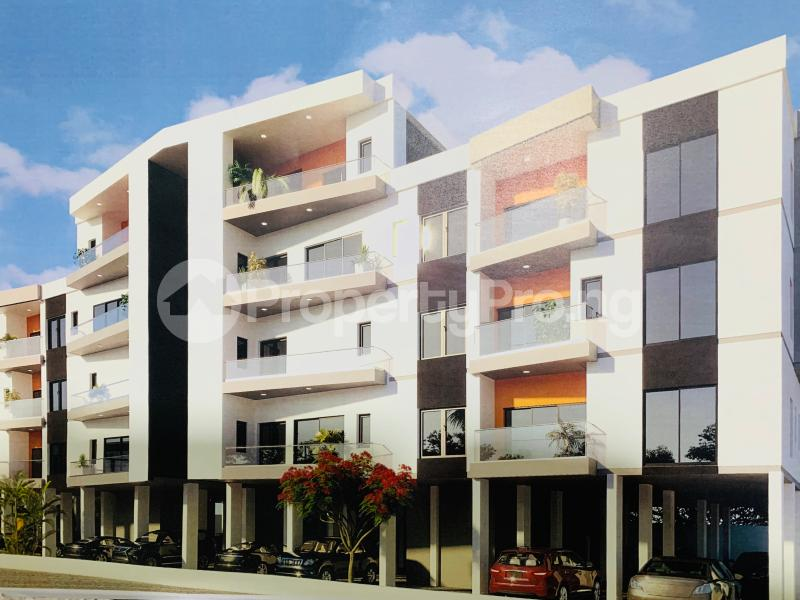 2 bedroom Flat / Apartment for sale Dupe Oguntade street off Enyo Filling Station Road, Chisco bus stop, Ikate, Lekki Lekki Phase 1 Lekki Lagos - 0