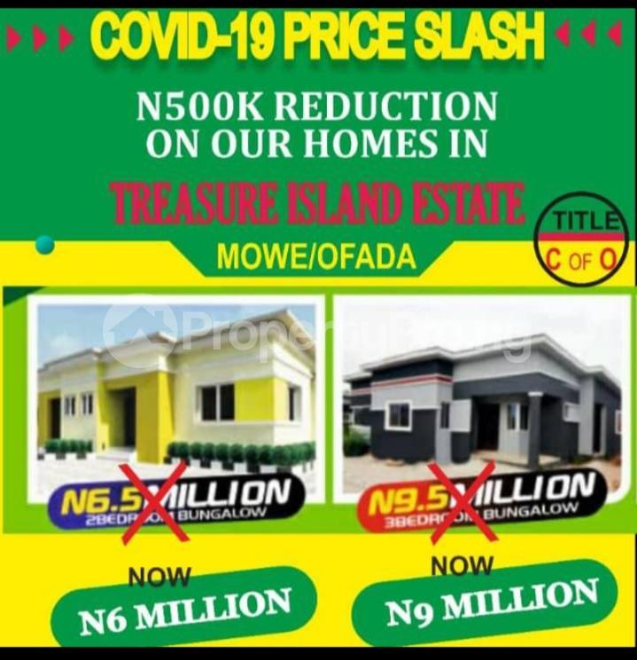 2 bedroom Semi Detached Bungalow House for sale Mowe, Ofada At Obafemi Owode LGA Mowe Obafemi Owode Ogun - 7