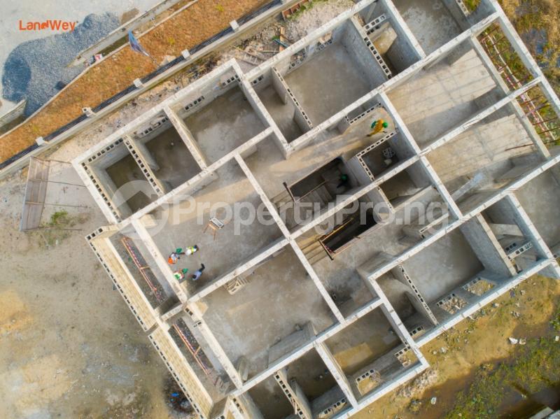 2 bedroom Terraced Duplex House for sale Westwood Nooks Sangotedo Lagos - 0